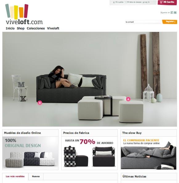 Modelo de negocio | Viveloft.com