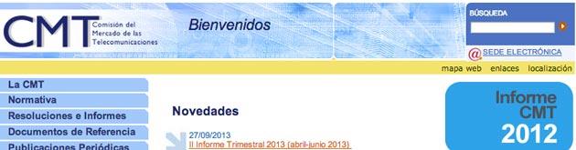 Informe sobre tiendas online 2013 en España