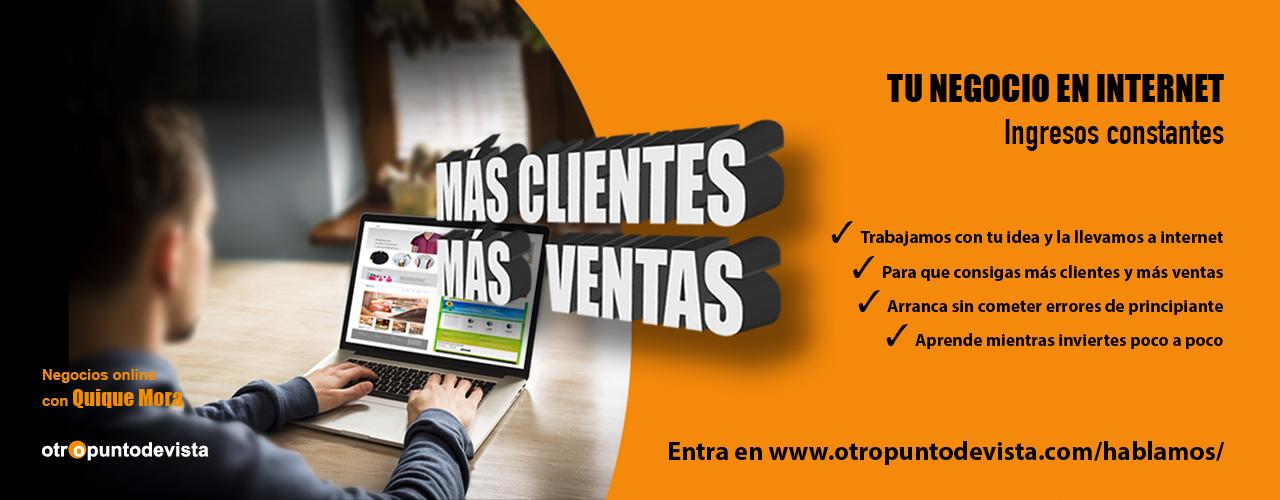 Consultor De Negocios Por Internet Tiendas Online