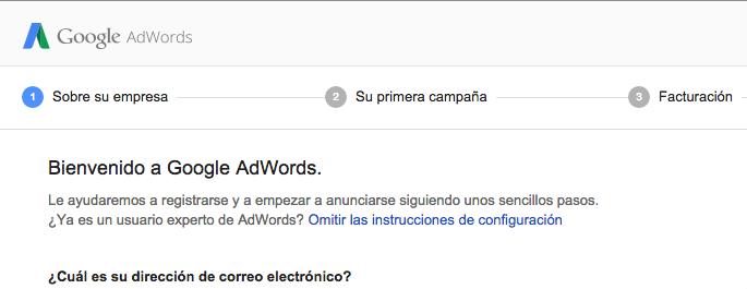 4.bienvenido a google adwords