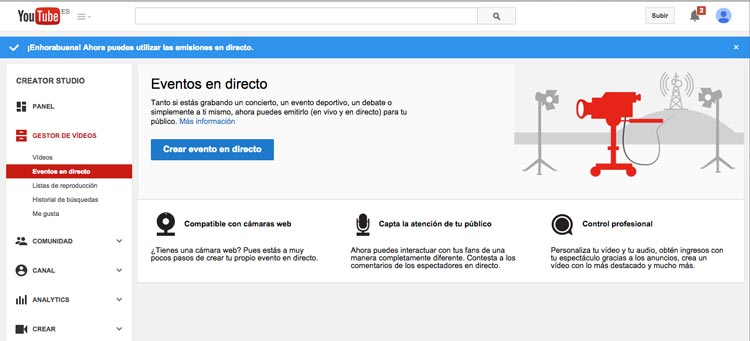 Youtube10-CrearEventoenDirecto