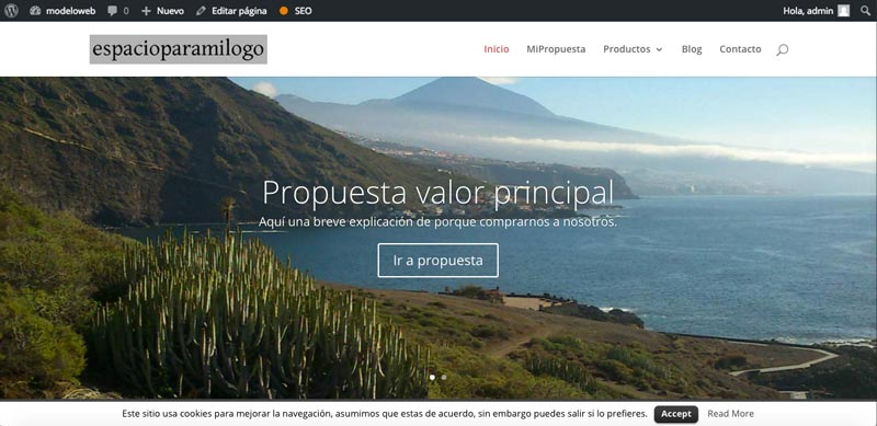 crear-pagina-web-wordpress-maqueta
