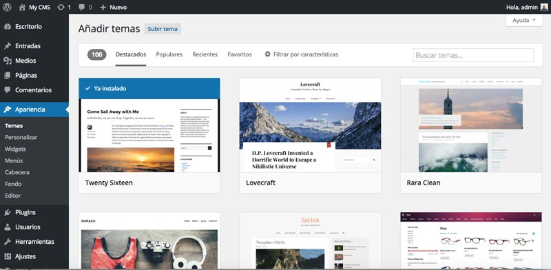 crear-pagina-web-wordpress-otrotema