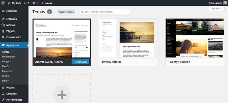 crear-pagina-web-wordpress-temas