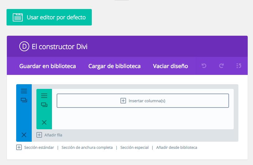 divi-theme-wordpress-nueva-pagina-divi-insertar-disenos