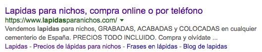 Guia Seo SERP en Google